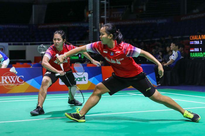 Kejuaraan Beregu Bulutangkis Asia 2020 - Indonesia