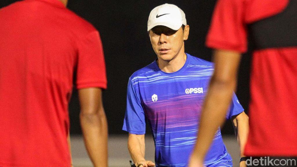 Permintaan Shin Tae-yong ke Timnas U-19 di Laga Kontra Kroasia