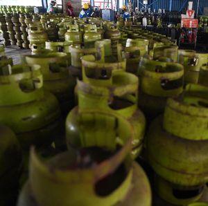 Pertamina Tambah Pasokan LPG Subsidi hingga 570 Ribu Tabung ke Banten