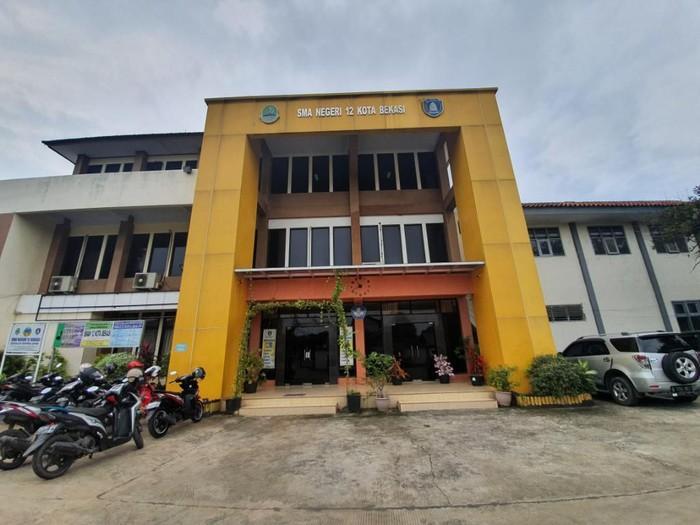 Foto Gedung SMAN 12 Bekasi