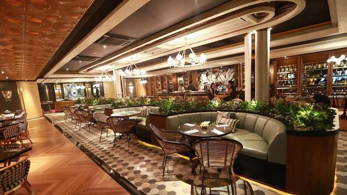 Restoran klasik dan mewah