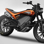 Bocoran Motor Listrik Flat Track Harley-Davidson