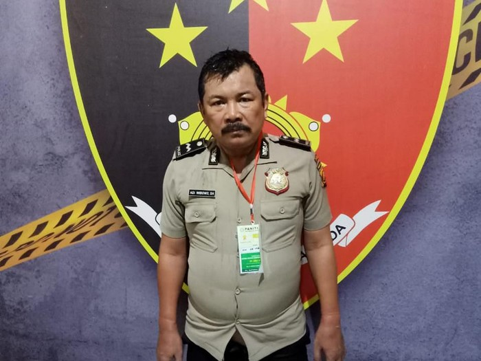 Polisi Gadungan Asal Surabaya Ditangkap di Sumsel