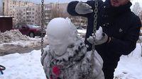 Snowman Anti Maintstream, Badut Paling Sadis di Dunia