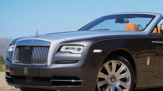 Rolls Royce Dwan