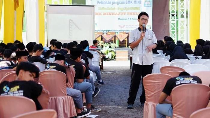 Program SMK Mini Sasar Siswa dan Santri Banyuwangi Mandiri