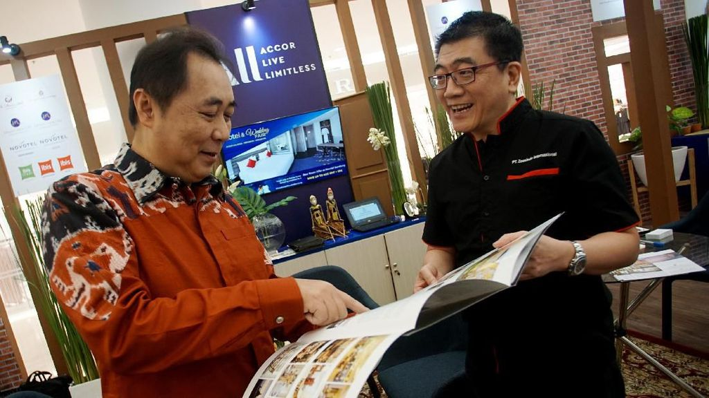 Genjot Sektor Pariwisata, Accor Grup Gelar Pameran di Jakarta