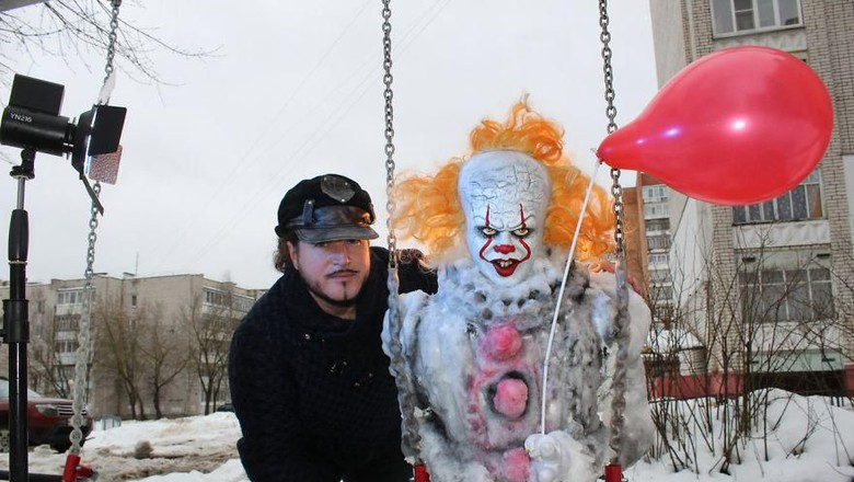 snowman Pennywise