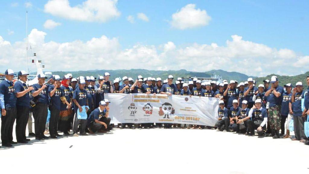 Bareng Australia, Kemenhub Kampanye Kesadaran Keamanan Maritim
