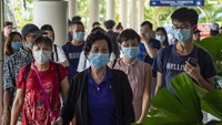 Klarifikasi Dinkes DKI soal Pasien COVID-19 di Jakarta