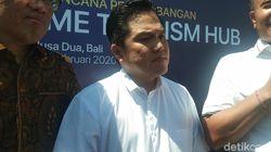 Erick Thohir Akui Jiwasraya Butuh Suntikan Modal Negara