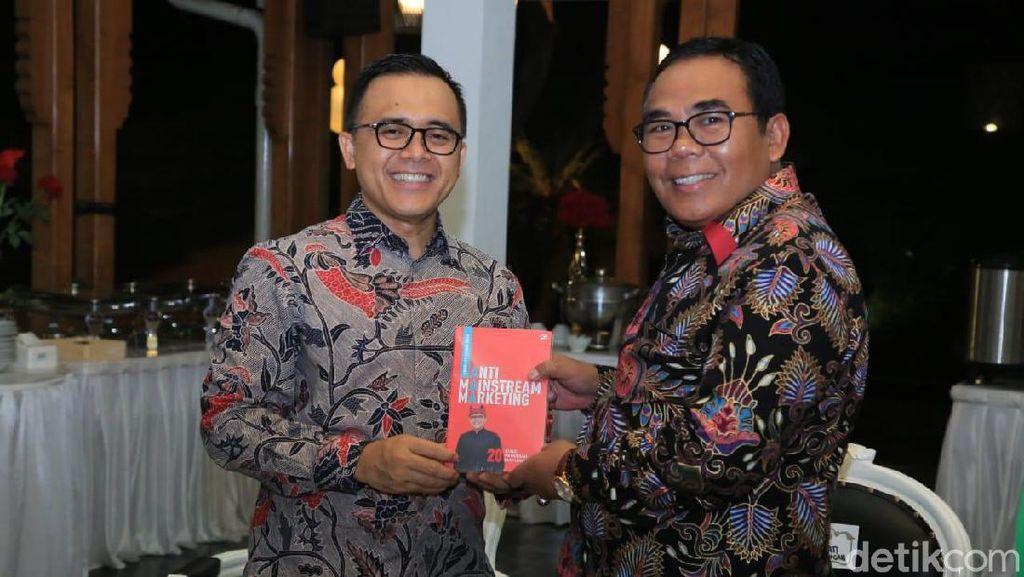 Bupati Pekalongan Ajak Banyuwangi Kolaborasi Kembangkan Batik