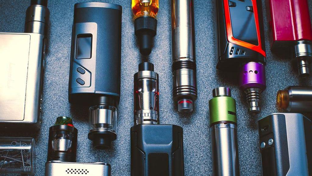 Peneliti WHO Nyatakan Rokok Elektrik 95% Lebih Aman dari Rokok Biasa