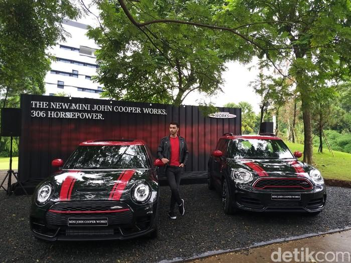 MINI Indonesia Perkenalkan Model Baru Clubman dan John Cooper Works