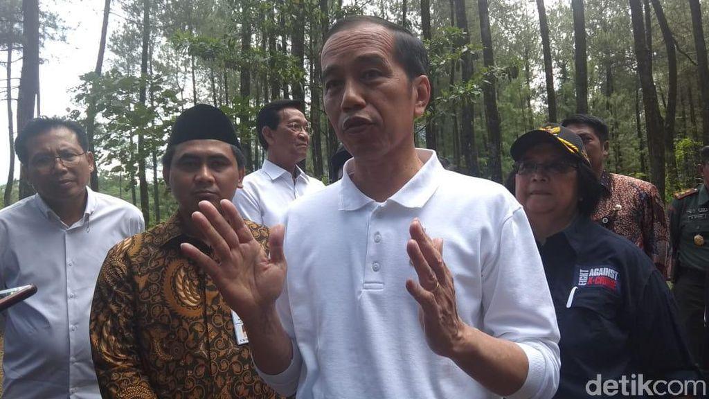 238 WNI di Natuna Pulang Besok, Jokowi: Tak Ada Masalah