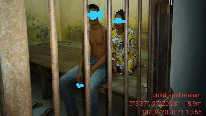 Perempuan di Aceh ditangkap karena bawa ganja untuk suami di penjara (Dok. Istimewa)