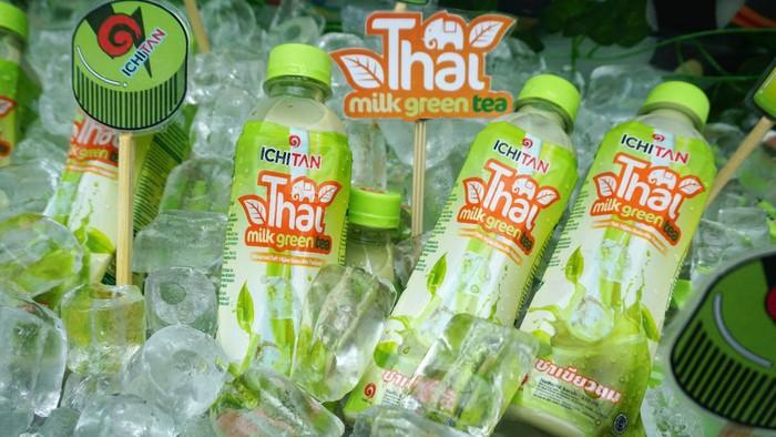 ICHITAN Thai Green Milk Tea