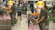 Terulang Lagi, Pengunjung Supermarket Meremas Buah Kiwi