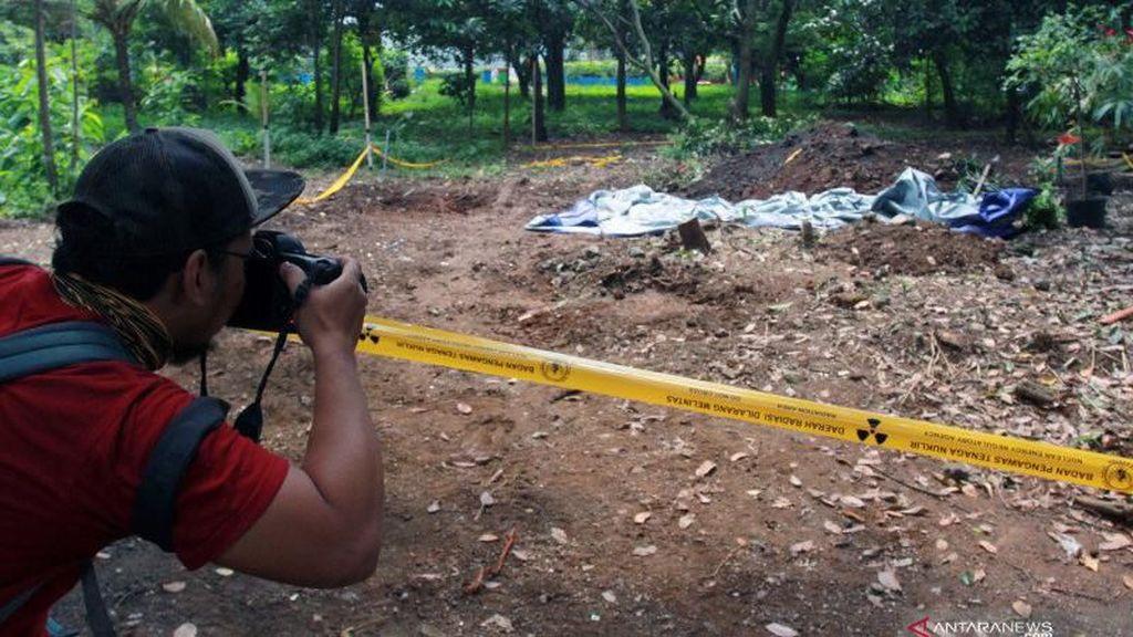 Ada Paparan Radiokatif di Batan Indah, 5 Warga Diperiksa di Batan