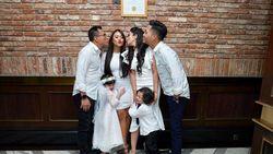 Ashanty akan Boyong Anak-anak ke Sukabumi Lusa