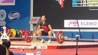 Emas dan Rekor Kejuaraan Asia Angkat Besi Hasil Regenerasi PABSI