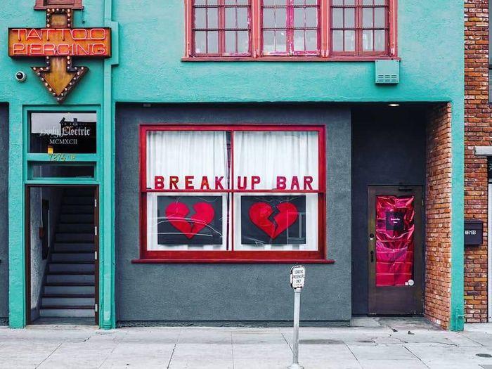 break up bar