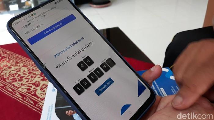 Aplikasi Sensus Penduduk Online (SPO)