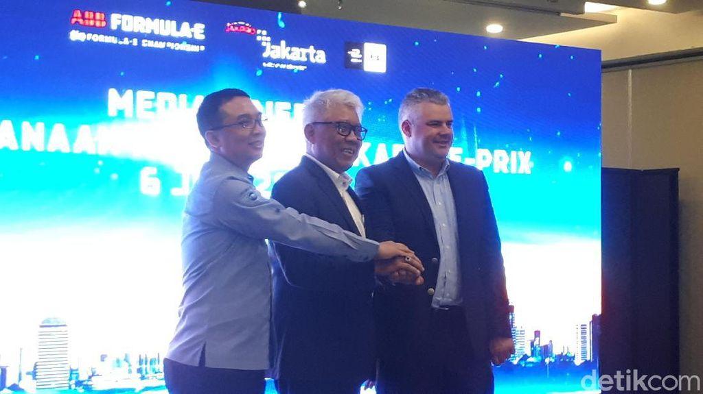 Corona Batalkan F1 di China, Bagaimana Nasib Formula E di Jakarta?