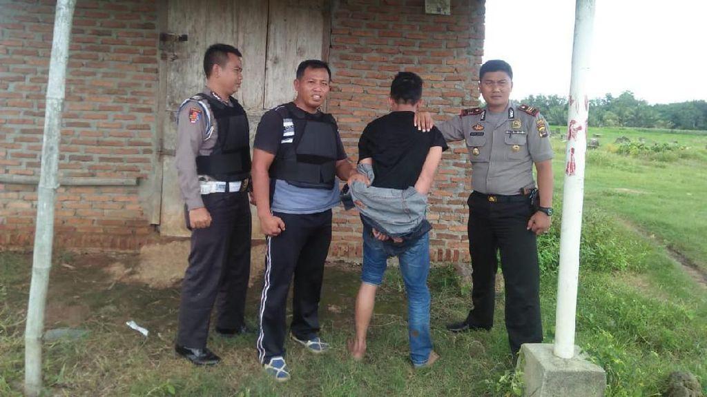 Polisi Kembali Tangkap Tahanan Polsek di Lampung yang Kabur, 2 Masih Buron