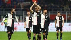 Susunan Pemain Olympique Lyon Vs Juventus