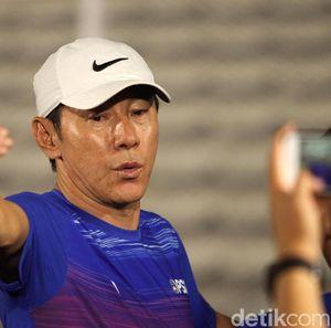 Shin Tae-yong Masih Berburu Pemain Blasteran