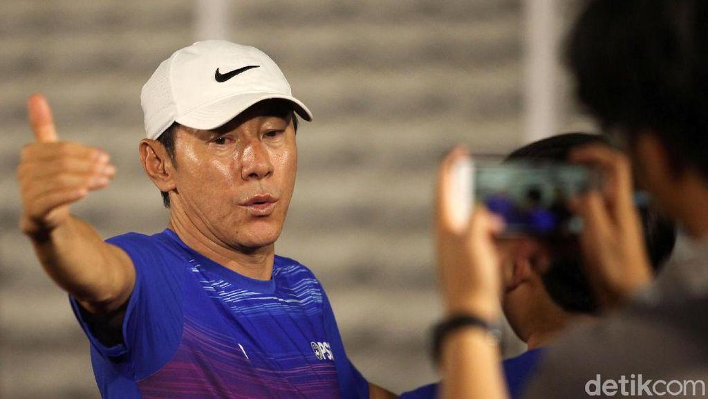 Timnas U-19 Menang Besar, Shin Tae-yong Lebih Suka Hal Ini