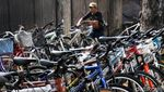 Berburu Aneka Sepeda Bekas di Jalan Malabar Bandung