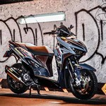 Honda Vario 150 Street Night Tampil Hedon