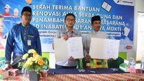 Dukung Generasi Berakhlak Mulia, Pertamina Renovasi SD Inabatul Quran