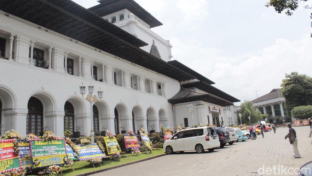 Gedung Sate Dibuka untuk Umum, Wagub Uu: Jangan Vandalisme
