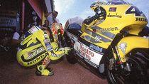Deretan Motor Valentino Rossi Selama 24 Tahun di MotoGP