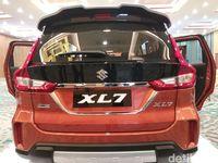 Suzuki XL7 diproduksi di Cikarang dan dikirim ke 30 negara.