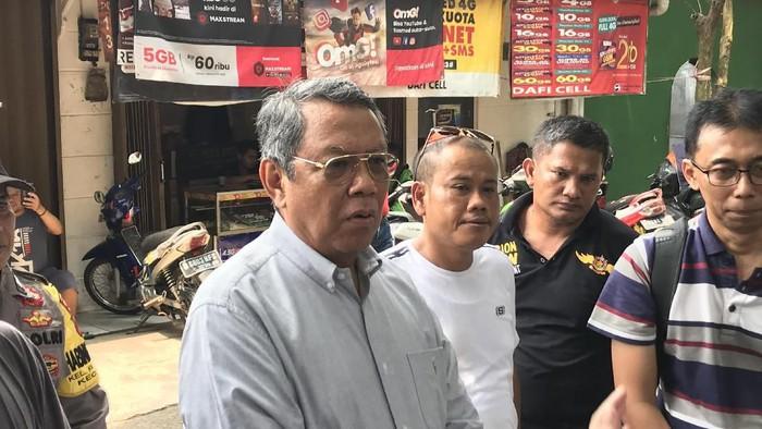 Wakil Wali Kota Tangerang Selatan, Benyamin Davnie.