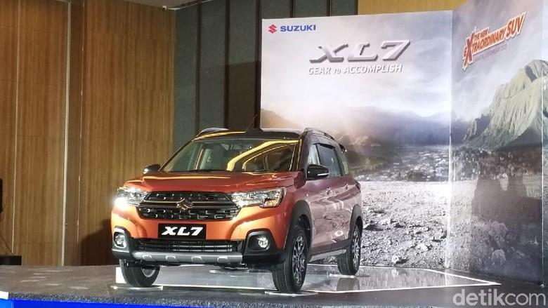 perdana di dunia suzuki xl7 resmi meluncur di indonesia suzuki xl7 resmi meluncur