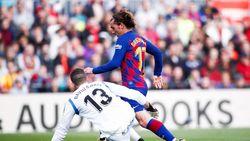 Barcelona Vs Getafe: Griezmann dan Sergi Roberto Menangkan Barca 2-1