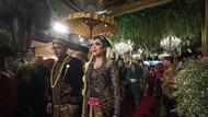 Penampilan Prabowo hingga Susi Pudjiastuti di Resepsi Danny Rukmana
