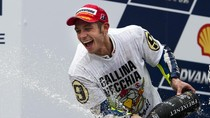 Valentino Rossi, Gianluigi Buffon, dan Pengujung Karier