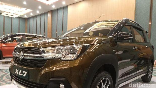 Suzuki XL7 dibuka dengan harga Rp 230 juta