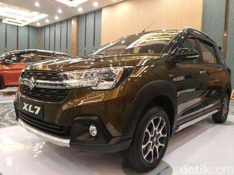 Suzuki XL7 jadi pesaing baru di kelas low SUV