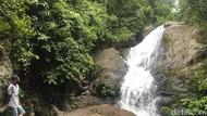 Air Terjun Tersembunyi di Hutan Sulawesi Barat