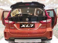 Konsumen Suzuki XL7 tak perlu inden.