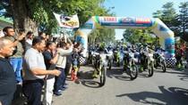 Ratusan Rider Motor Trail Disuguhi Keindahan Pesona Wisata Banda Aceh