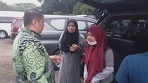 Usai Observasi di Natuna, 3 Mahasiswi Asal Sulteng Balik Kampung Besok