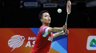 Hasil PBSI Home Tournament Perempatfinal Tunggal Putra